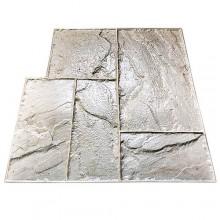 """Форма для печатного бетона """"Тесаный камень"""""""