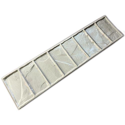 Штамп для печатного бетона Бордюр кирпич F3221