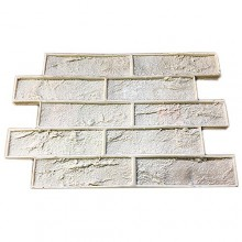 """Форма для печатного бетона """"Старый кирпич"""""""