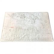 Штамп для печатного бетона Каменная штукатурка F3301