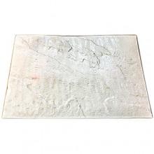 "Форма для печатного бетона ""Каменная штукатурка"""