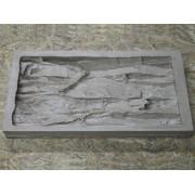 Форма для камня Древесный скол F160