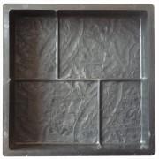 Брук-монолит М (45) форма для тротуарной плитки