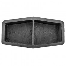 Брук римский I М (45) форма для брусчатки