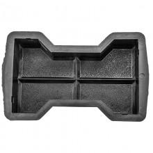 Катушка 1/2 М (60) форма для брусчатки