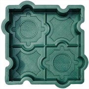 Мозаика М (45) форма для тротуарной плитки