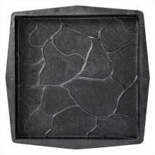 Песчаная тучка М (30)  форма для тротуарной плитки
