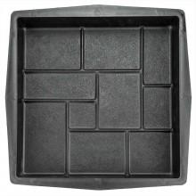Тетрис М (30) форма для тротуарной плитки