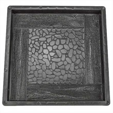Форма для тротуарной плитки Черноморская Т (30)