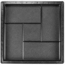 Форма для тротуарной плитки Калифорния шагрень Т (30)