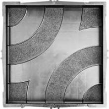 Форма для тротуарной плитки Диско В (30)