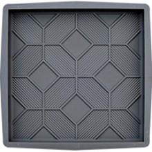 Форма для тротуарной плитки Ковер В