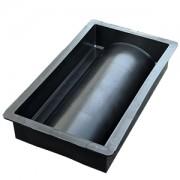 Форма водосток короткий (80 мм) П
