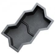 Форма для брусчатки Волна рельефная шагрень В