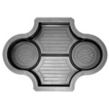 Форма для брусчатки Рокко рельеф