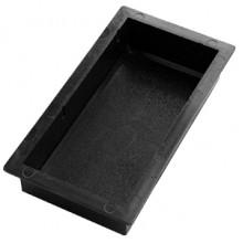 Форма для брусчатки кирпичик (шагрень) В