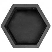Форма для брусчатки Шестигранник шагрень В (25)