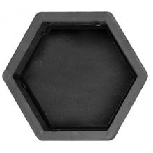 Форма для брусчатки Шестигранник шагрень