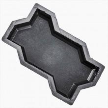 Форма для брусчатки Волна шагрень В (25)