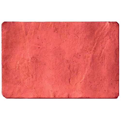 Брусчатка Брук большой. Цвет красный