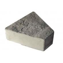 Брусчатка Брук римский II. Цвет серый