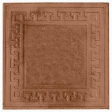 Тротуарная плитка Готика 30 мм (коричневая)