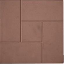 Тротуарная плитка Калифорния 30 мм (коричневая)