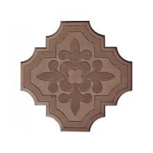 Брусчатка Клевер краковский (большая коричневая)