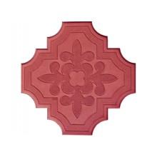 Брусчатка Клевер краковский (большая красная)