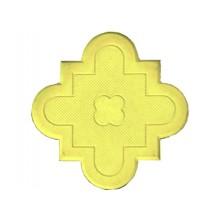 Брусчатка Клевер краковский (маленькая желтая)