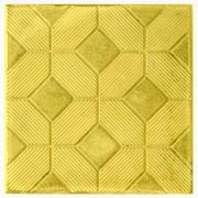 Тротуарная плитка 3D Ковер 30 мм (желтая)