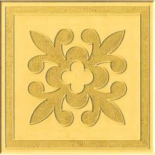 Тротуарная плитка Краковский квадрат 30 мм (желтая)