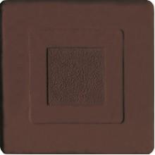Брусчатка Мозаика квадрат (коричневая)