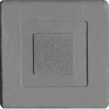 Брусчатка Мозаика квадрат (серая)