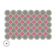Брусчатка Мозаика 8-угольник + квадрат (комплект)