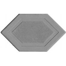 Брусчатка Мозаика 6-угольник (серая)