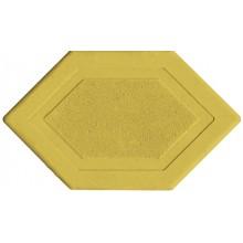 Брусчатка Мозаика 6-угольник (желтая)
