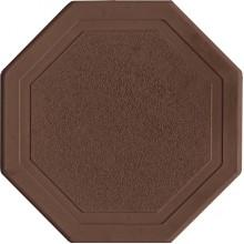 Брусчатка Мозаика восьмигранник (коричневая)