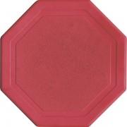 Брусчатка Мозаика восьмигранник (красная)