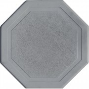 Брусчатка Мозаика восьмигранник (серая)