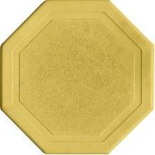 Брусчатка Мозаика восьмигранник (желтая)