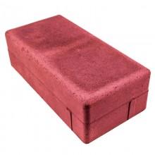 Брусчатка Питер 100х200 (красная)