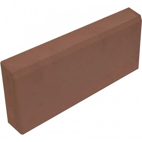 Бордюр садовый (поребрик) 70 мм (коричневый)