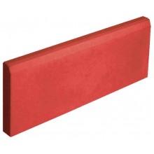 Бордюр садовый (поребрик) 30 мм (красный)