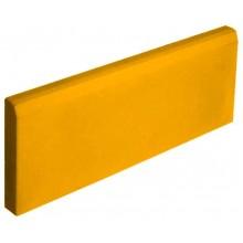 Бордюр садовый (поребрик) 30 мм (желтый)