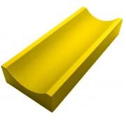 Лоток водоотводный мелкий (желтый)