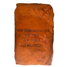 Пигмент S960 (оранжевый) 25 кг